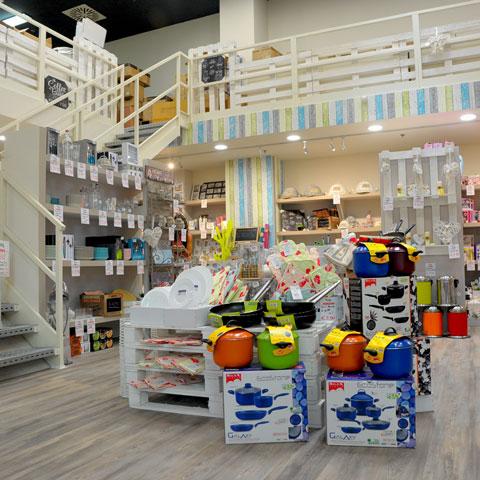Centro commerciale gotico ipercoop obi piacenza aperto for Negozio tutto per la casa