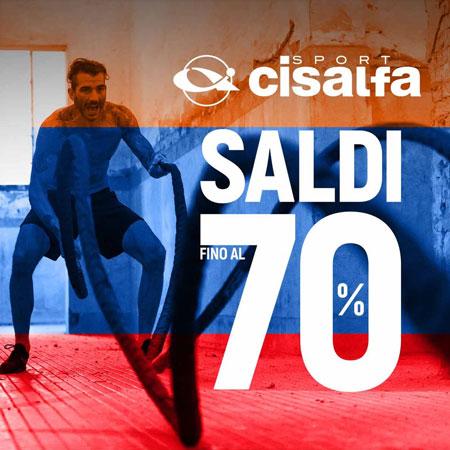 SALDI FINO AL 70%