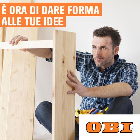È ora di dare forma alle tue idee!