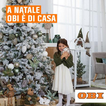 A NATALE OBI Ѐ DI CASA