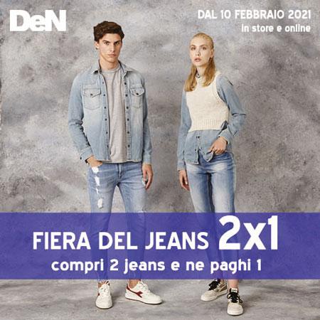 Fiera del Jeans 2x1